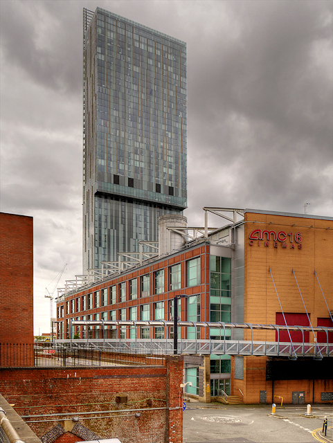 AMC16 and Beetham Tower