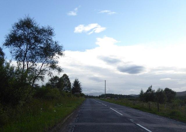 A82 by Achnabobane
