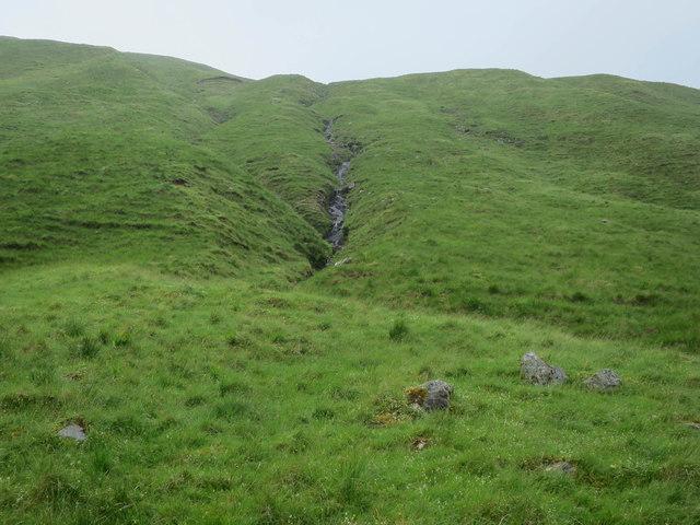 Hillside by West Highland Way