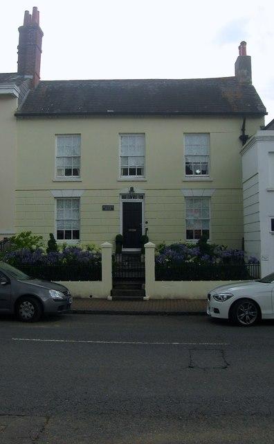 Magnolia House, High Street, Henfield