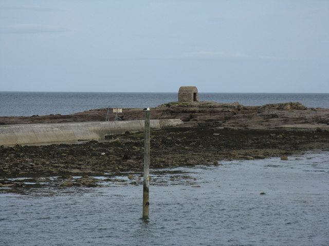 Powder Store, North Sunderland Harbour