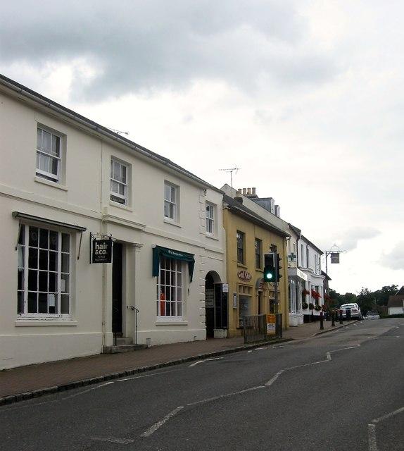 Elm Lodge/Sowtons, High Street, Henfield