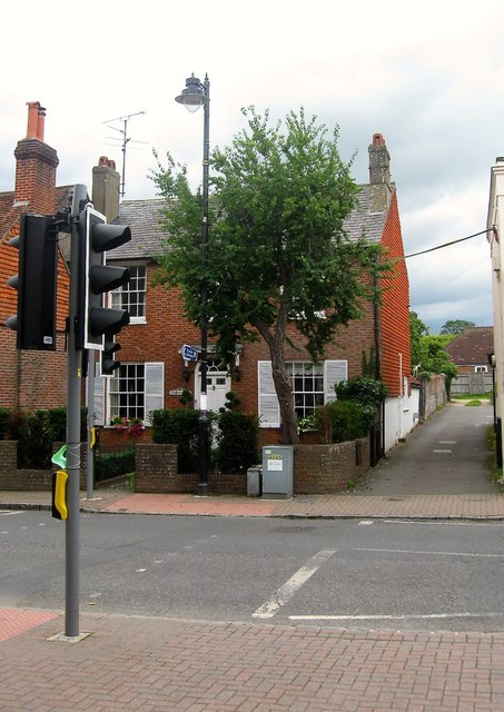 Ivy Cottage, High Street, Henfield