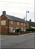 TQ2116 : Old Dairy Cottages, High Street, Henfield by Simon Carey