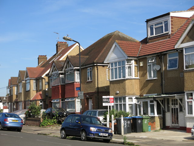 Allendale Road / District Road, Greenford