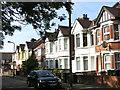 TQ1784 : Barham Close, Wembley by Mike Quinn