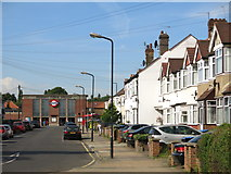 TQ1684 : Station Approach, Greenford (2) by Mike Quinn