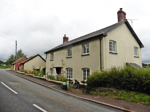 Cottage at Calverleigh