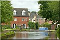 SK4740 : Erewash Canal near Gallows Inn by Alan Murray-Rust