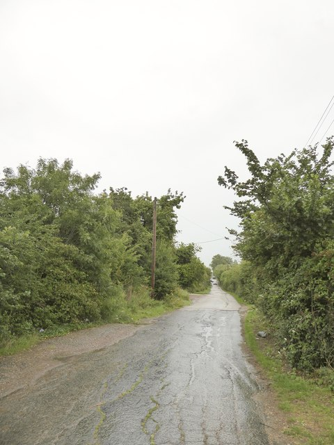 First Avenue, north of Eastchurch