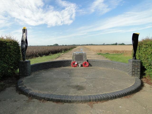 Raydon Airfield Memorial