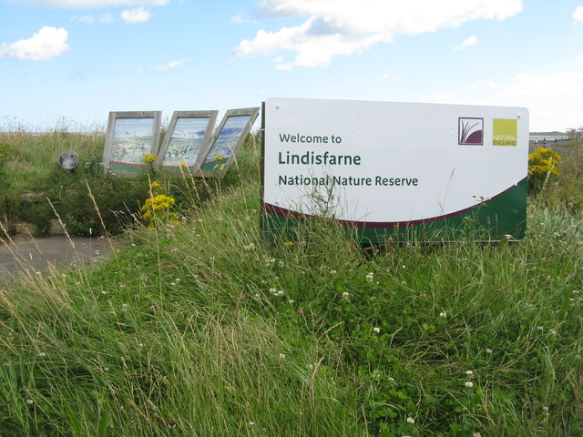 Welcome to Lindisfarne National Nature Reserve