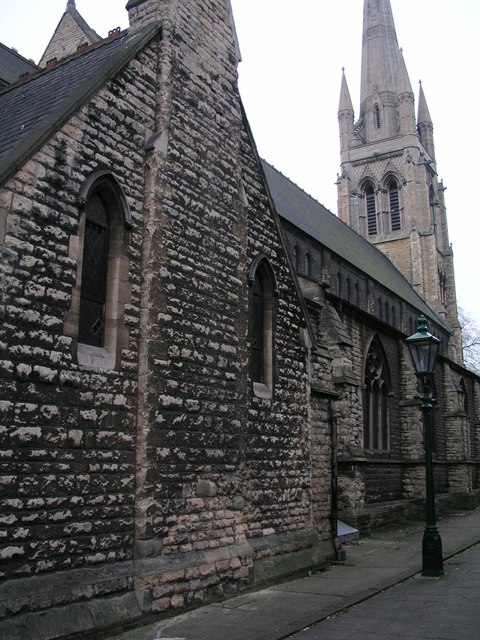 Lincoln, St. Swithin's Church