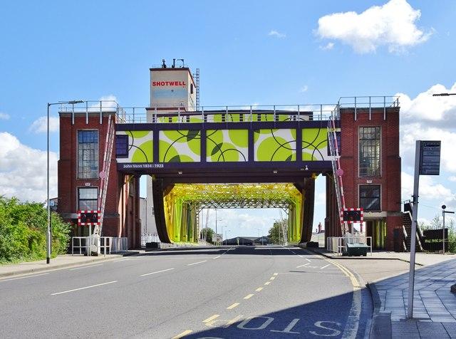 Drypool Bridge, Kingston upon Hull