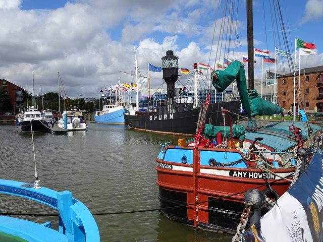 Hull Marina, Kingston upon Hull