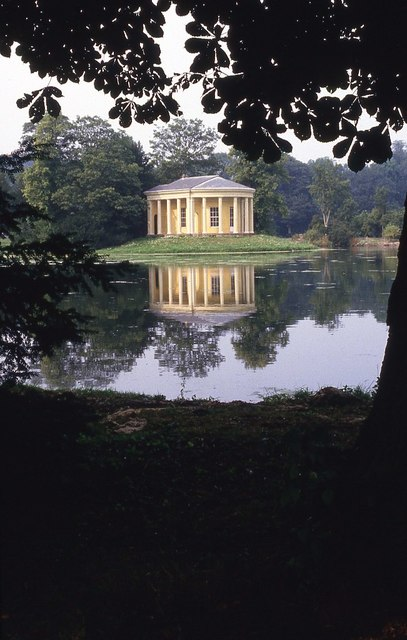 Island Temple, West Wycombe Park