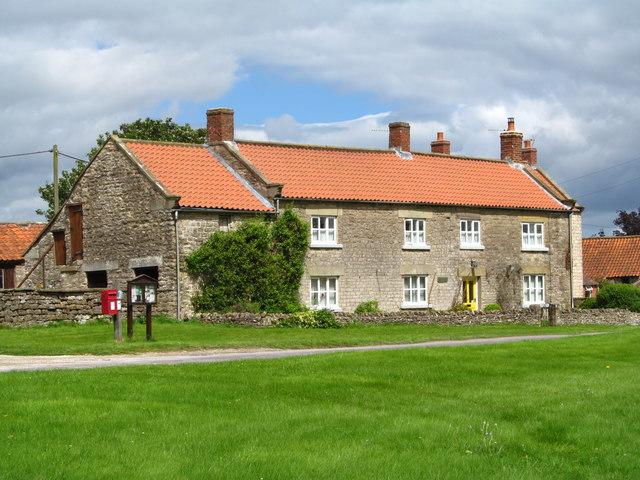 Fadmoor farmhouse