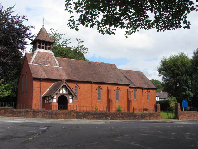 Church in Llwydcoed