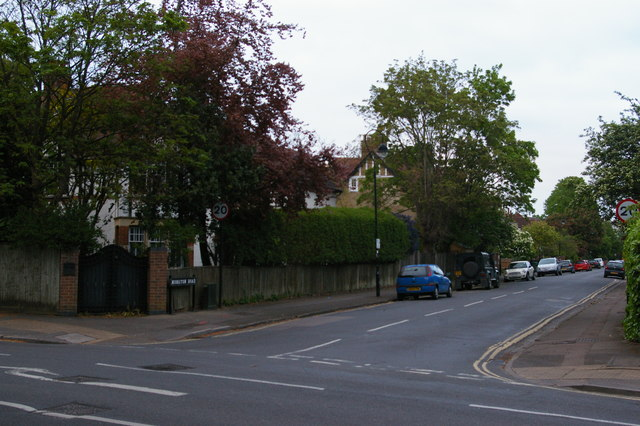 Moreton Road, North Oxford