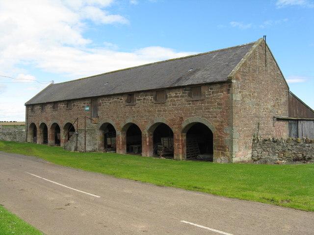 Barn at Elwick