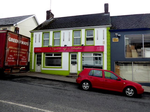 Spice of India, Ballygawley