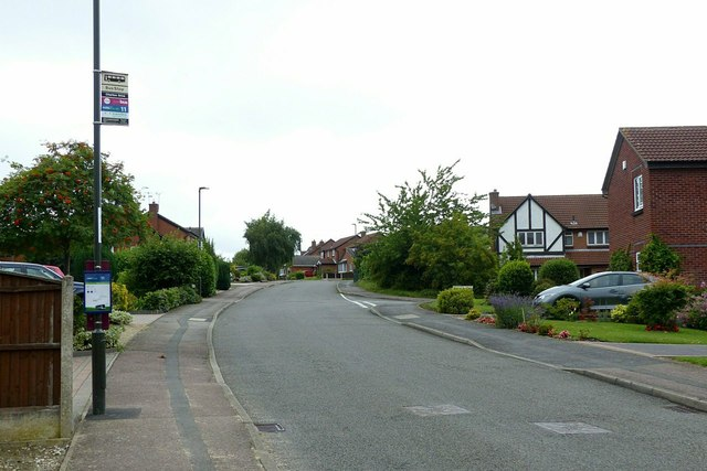 Pentridge Drive, Shipley Common