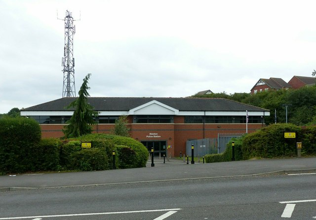 Ilkeston Police Station