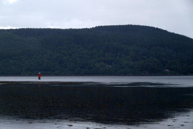 The Longman beacon, Inverness