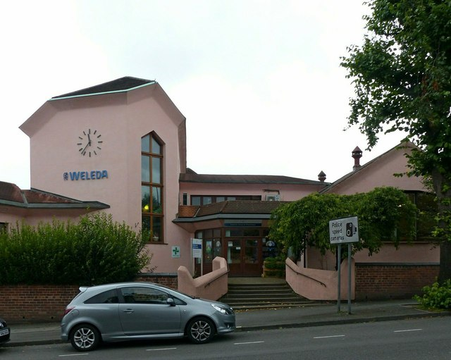 Weleda House, Heanor Road