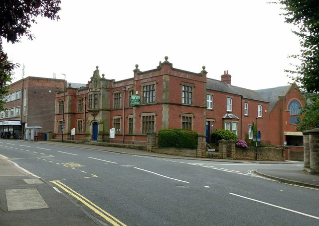 Former Police Station, Wharncliffe Road, Ilkeston