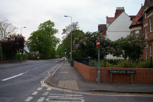 Woodstock Road, Oxford