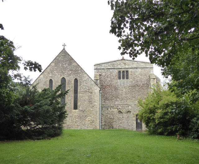 Minster Abbey from the east
