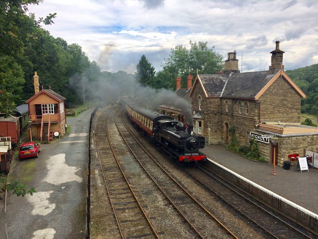 Highley Railway Station