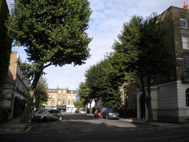 Inglebert Street, Finsbury
