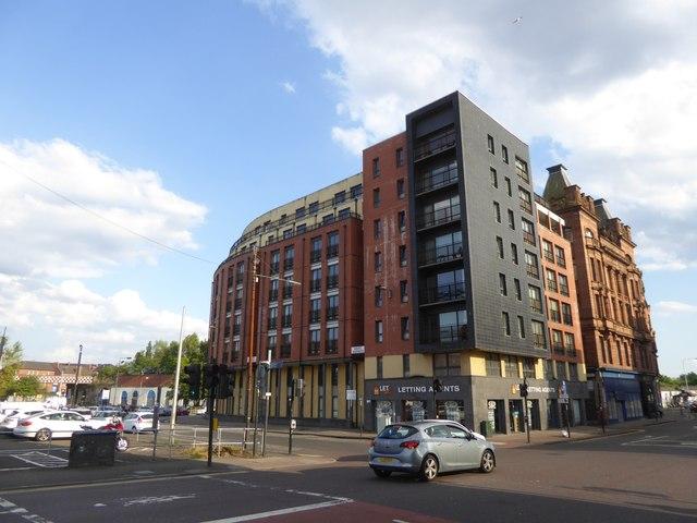 Regency Apartments, Stockwell Street