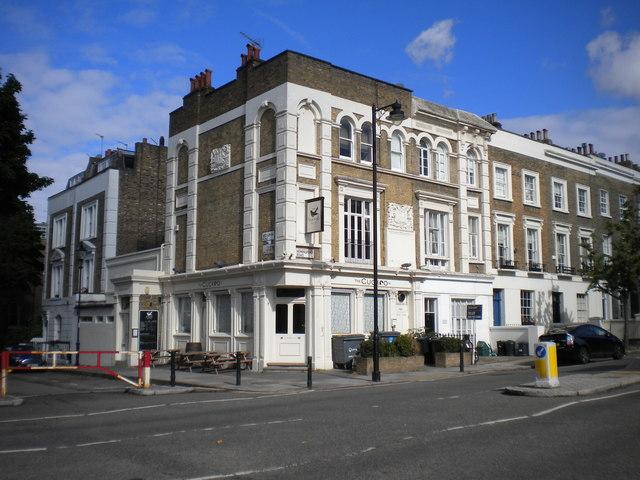 The Cuckoo, Barnsbury