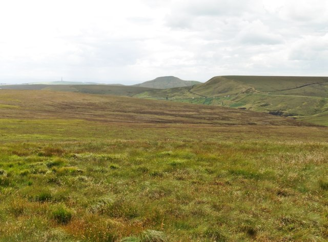 View towards Shutlingsloe