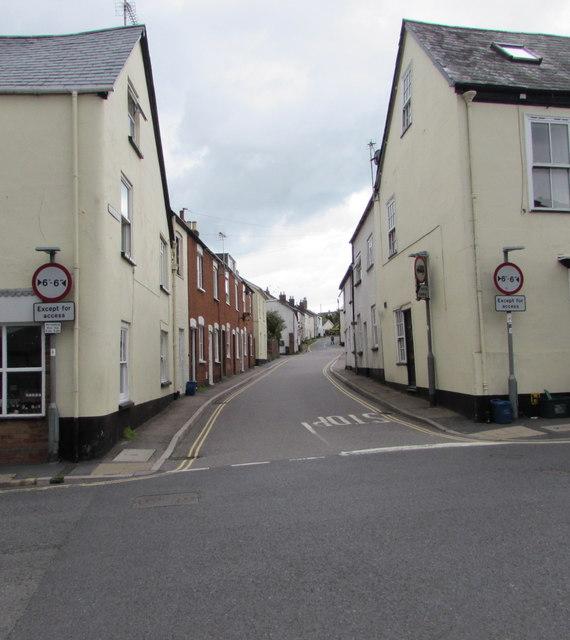 Queen Street, Honiton
