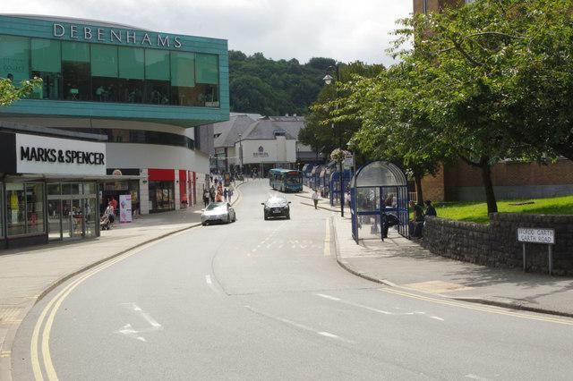 Garth Road, Bangor