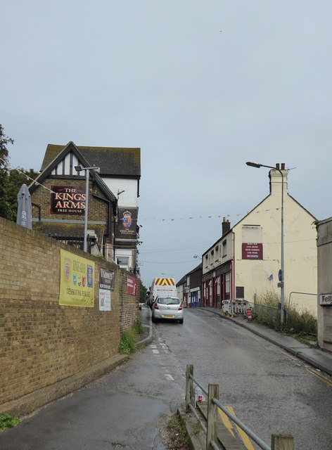 Minster High Street