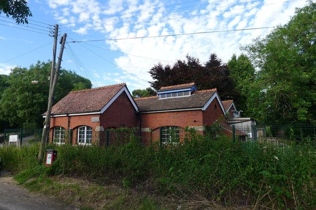 Pumping Station, Coombe Lane, Wotton-under-Edge