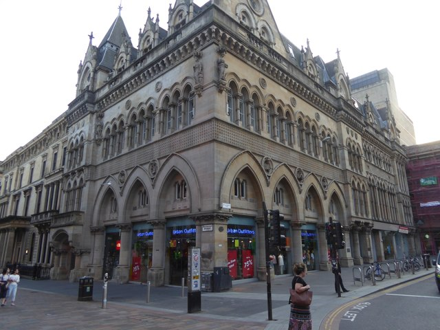 Urban Outfitters, formerly Glasgow Stock Exchange