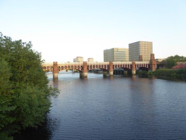 Union Bridge for the railway