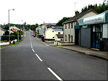 H6257 : Church Street, Ballygawley by Kenneth  Allen