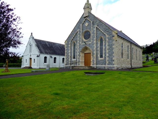 Ballygawley Presbyterian Church and Hall