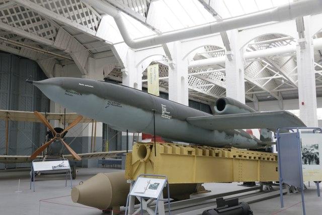 The V1 Flying Bomb