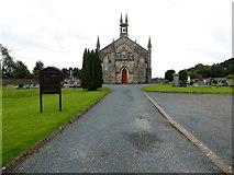 H6257 : Ballygawley Parish Church of Ireland by Kenneth  Allen
