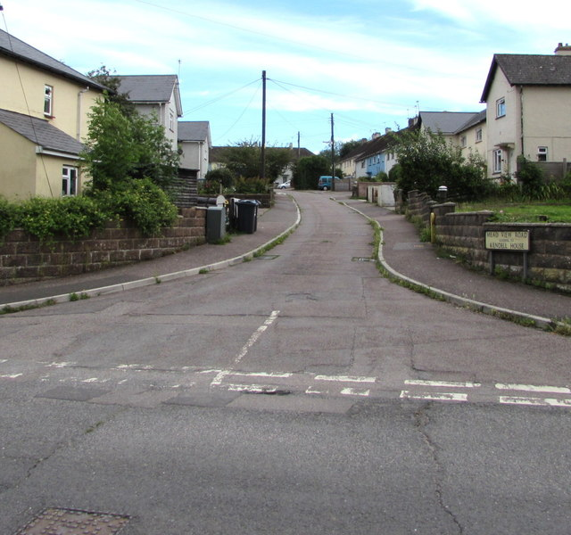 Mead View Road, Honiton
