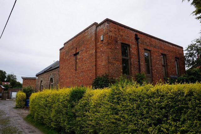 Former Chapel on Chapel Lane, Wawne