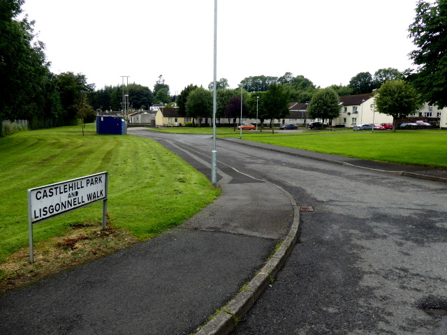 Castlehill Park and Lisgonnell Walk, Ballygawley